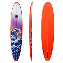 90-longboard-surfboard-wave-nami-art-design-sydney-begginer-Custom-sydney-shogunsurfing.com.au-surfboard-art-cheap-sale-warehouse-australia-shapers-chart